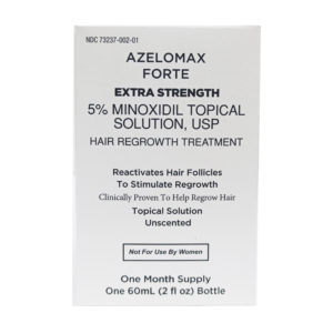 Азеломакс Форте в аптеке для волос цттц