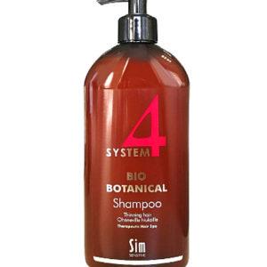 биоботанический шампунь для волос 500 мл