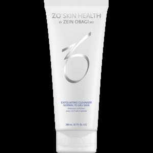 Очищающее средство с отшелушивающим действием — Exfoliating Cleanser / ZO SKIN Health OBAGI, 200 мл
