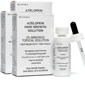 azelofein стимуляция роста волос
