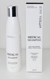 Регулирующий шампунь Медикал в аптеке для волос