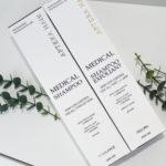 Шампунь-эксфолиант медикал в аптека хэир